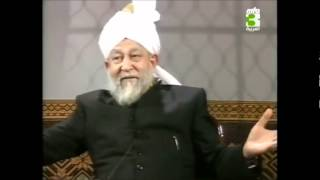 Is the Promised Messiah (as) coming from heaven?
