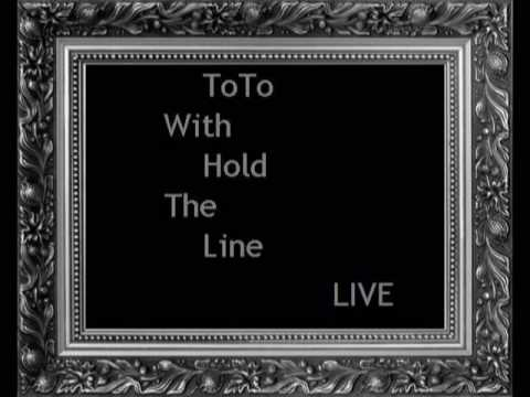 Toto - Hold The Line Live lyrics