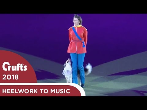 Heelwork to Music Competition Winner | Crufts 2018