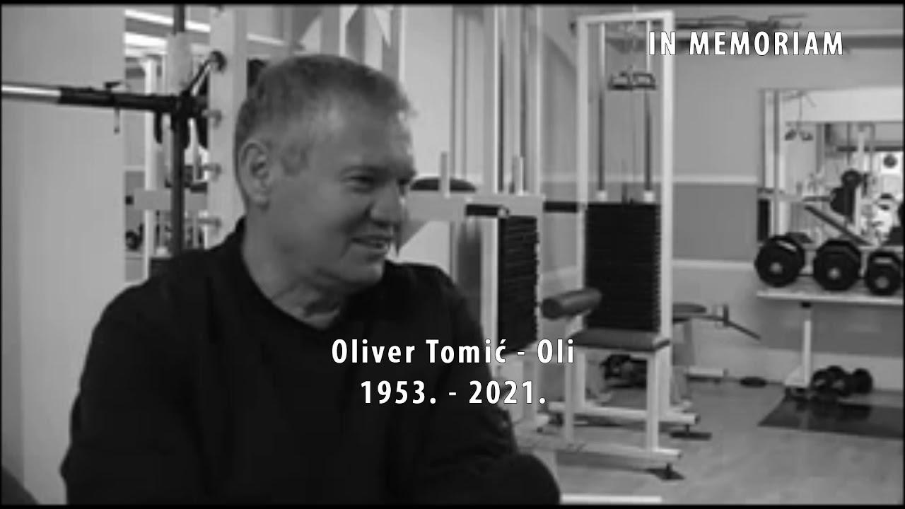 IN MEMORIAM Oliver Tomić Oli - YouTube