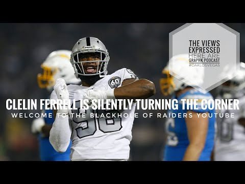 #Raiders Clelin Ferrell Is Silently Turning The Corner 🏴☠️🔥🙏 Josh Allen Who? 🤷♂️
