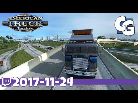 ATS - VOD - 2017-11-24 - C2C 2.3.2 - Georgia - ATS New Mexico Gameplay