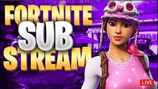 New Rare Easter Skins | New Air Royal Challenges | Fortnite Sub Stream live