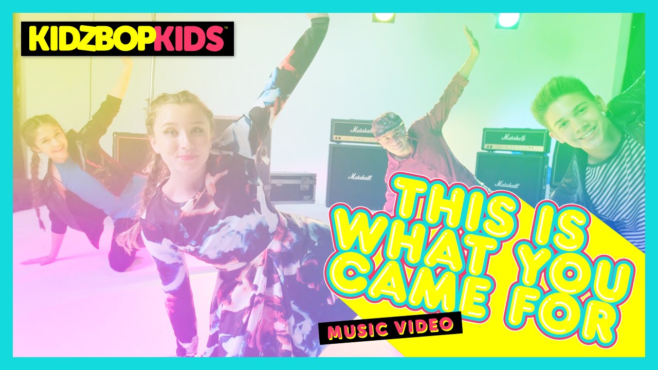 Youtube Music Kid Bop