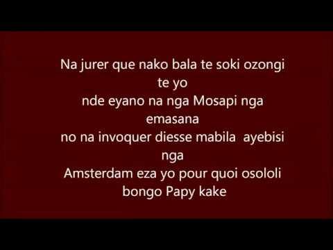 Ferre  gola  porte   monnaie  (lyrics-paroles) papy kake  @nyosomakambu
