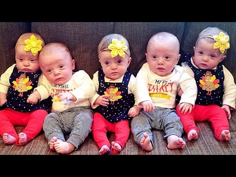 Mom of Quintuplets Reveals Her Daily Routine