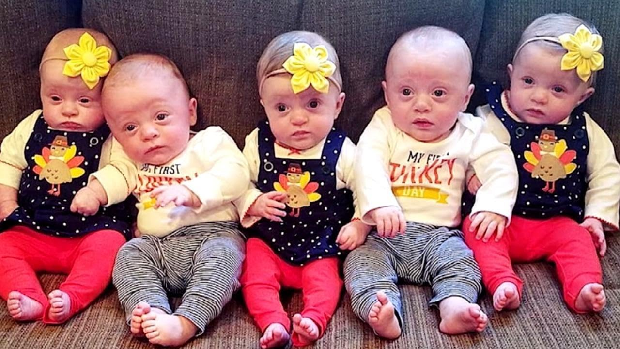 Mom of Quintuplets Reveals Her...