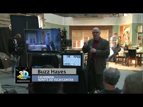 Highlights from the Sony 3D Event in Culver City