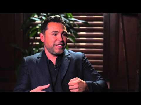 Speed vs Power: Oscar De La Hoya vs Ike Quartey