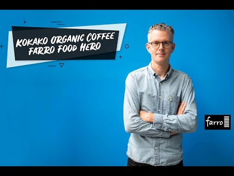 Kokako Organic Coffee | Farro Food Hero