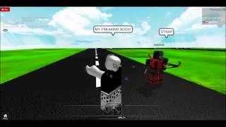 ROBLOX: Dance! Irish Jig! xD