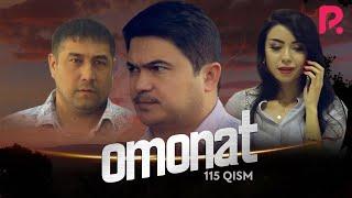 Omonat (o'zbek serial) | Омонат (узбек сериал) 115-qism