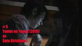 5 Dean Fujioka Dramas until May 2017.