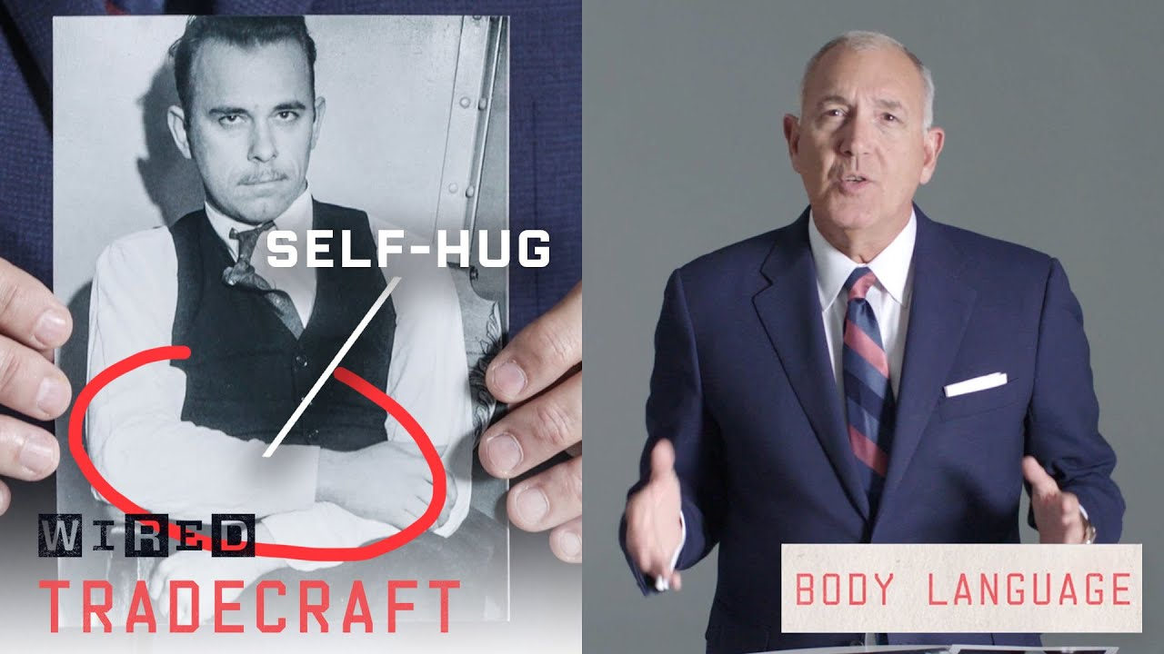 Former FBI Agent Breaks Down Gangsters' Body Language | Tradecraft