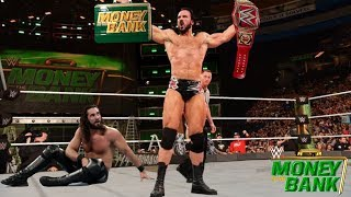 LEAKED Spoilers And Rumors For Money In The Bank 2019 (19 May 2019) REVEALED! Drew WINS Title!