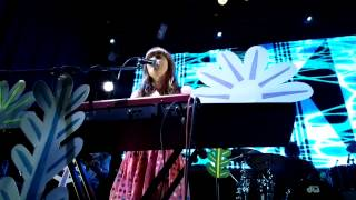 "Lenka - ""Everything's Okay"" - Live In Moscow 02.09.2013"