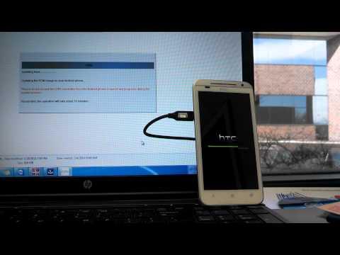 HOW TO UPDATE HTC EVO LTE TO 4.3 ORIGINAL SENSE 5 TUTORIAL