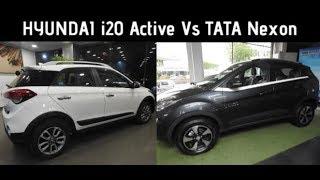 Hyundai i20 Active 2018 Vs Tata Nexon 2018