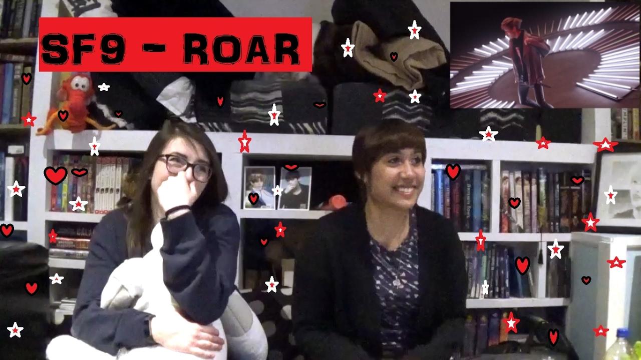 Sf9 Roar