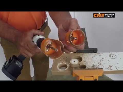 CMT  Hole Saw 550 - Do not Bi-metal on Mdf- HQ