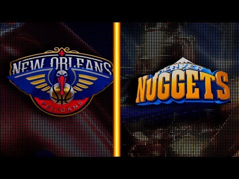 New Orleans Pelicans vs. Denver Nuggets | Full Game Highlights | November 17, 2017