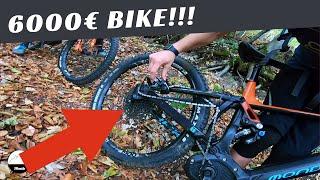 E-Bike Schaltwerk zerstört! 😅