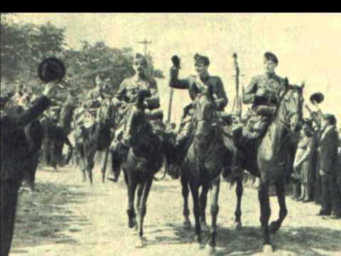 Bevonuló csárdás - II.Bécsi döntés (1940) Kalmár Pál ..wmv
