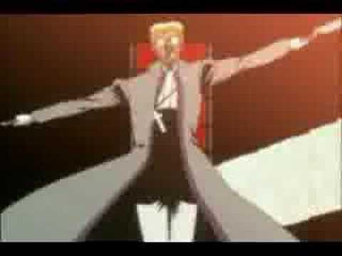 Van Hellsing Anime