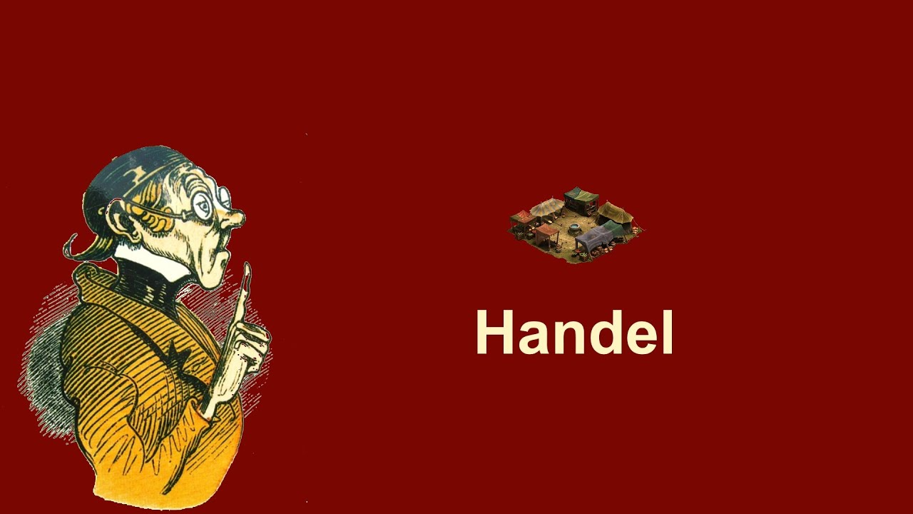 Forge Of Empires Handel