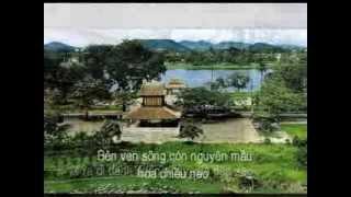 Hà Thanh - Khúc Tình Ca Xứ Huế     By Thúy Vy Trầnkiêm
