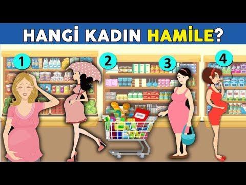 İnsanların Sadece %5'i Bu Bulmacalara Doğru Cevap Verebilecek - Türkiye'de Popüler Bulmacalar