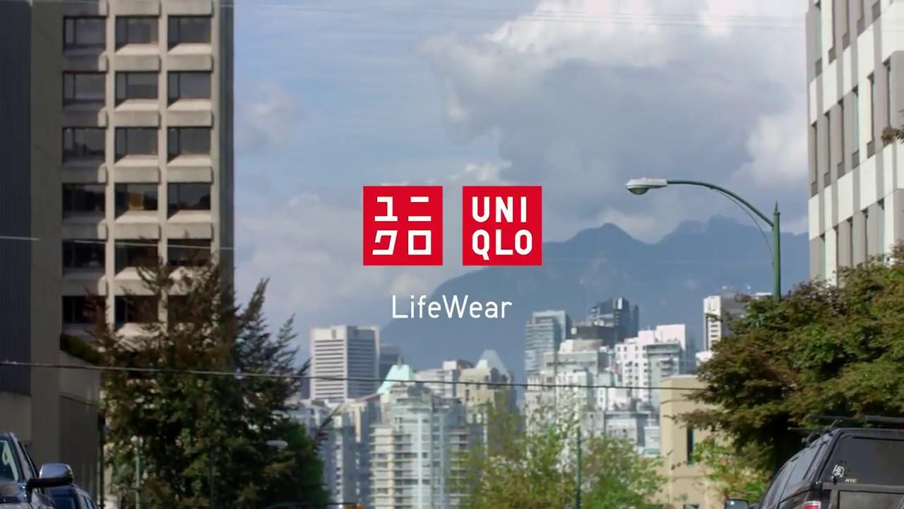"UNIQLO - Vancouver + LifeWear ""Natural Union"""