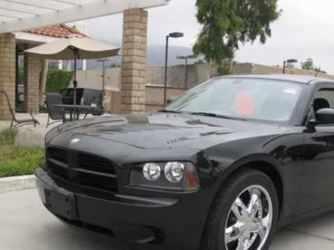 2008 DODGE CHARGER SD