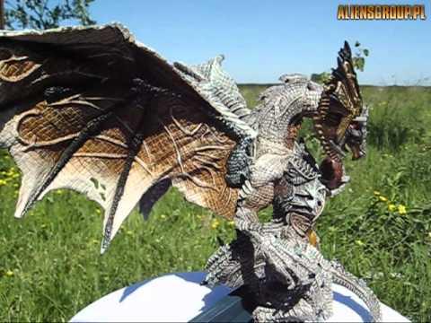 Legends of The Bladehunters 4 Figure Set New Basilisk Dragon McFarlane Toys /'09