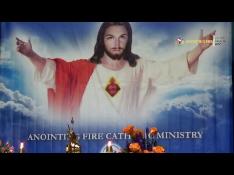 Anointing Fire Catholic Ministry Washington D.C. (USA) Live Stream