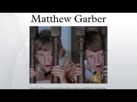 Matthew Garber