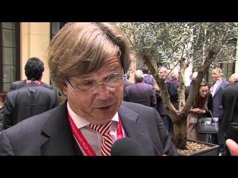 TradeWinds Marine Risk Forum 2012: Martin Lanting