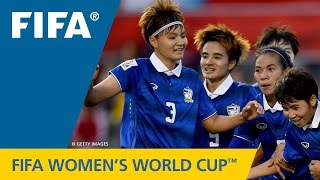 HIGHLIGHTS: Côte d'Ivoire v. Thailand - FIFA Women's World Cup 2015