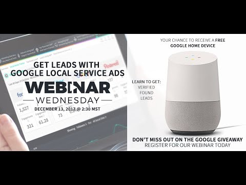 Get Leads with Google Local Service Ads – Pay Per Lead Marketing – Marketing 360®