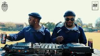 Amapiano Live Balcony Mix Africa 25