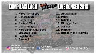 kumpulan lagu ben edan live konser 2018 / terbaru ( audio)