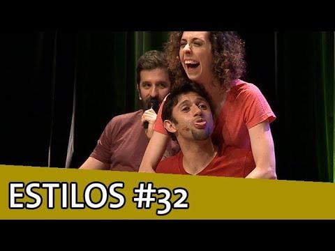 IMPROVÁVEL - ESTILOS #32