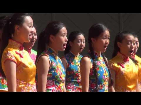 World Choir games 2014.Riga.Shenzhen Senior High School Lily Children's Choir (18.07.2014