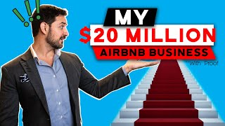 Gambar cover Why My Airbnb Business Is Worth OVER $20 Million Dollars in 2019 (started with $4000)  Mind Blown...