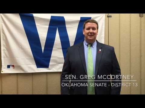 Oklahoma Senate: Sen. Greg McCortney