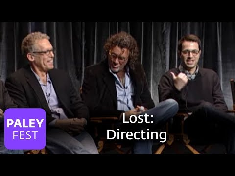 Lost  Jack Bender on Directing Without Writers Around Paley Center