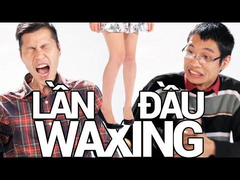 Trong Trắng 1: Lần đầu Waxing...