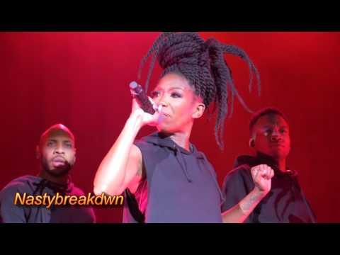 Brandy - Put It Down (Fillmore Silver Spring 11-20-16)