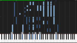 Sayonara Memories - Supercell [Piano Tutorial] (Synthesia) // Animenz