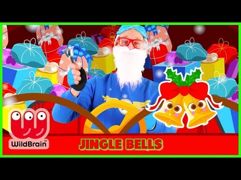 Captain Ace Zoomy Jingle Bells Song with Lyrics | Christmas Songs Videos For Toddlers | Xmas Song